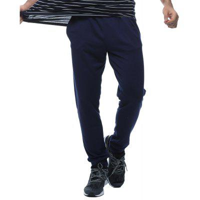Men\s Basic Jogging Track PantsMens Pants<br>Men\s Basic Jogging Track Pants<br><br>Fit Type: Regular<br>Front Style: Flat<br>Material: Cotton, Spandex<br>Package Contents: 1 * pants<br>Pant Length: Long Pants<br>Pant Style: Pencil Pants<br>Style: Casual<br>Waist Type: Mid<br>Weight: 0.4200kg<br>With Belt: No
