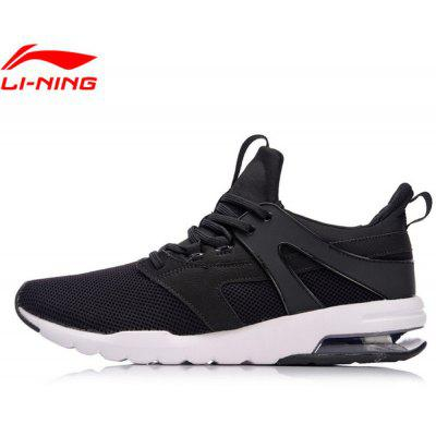 Li-ning Men's BUBBLE UP-FOCUS  Fashion Leisure Shoes AGCN007-1