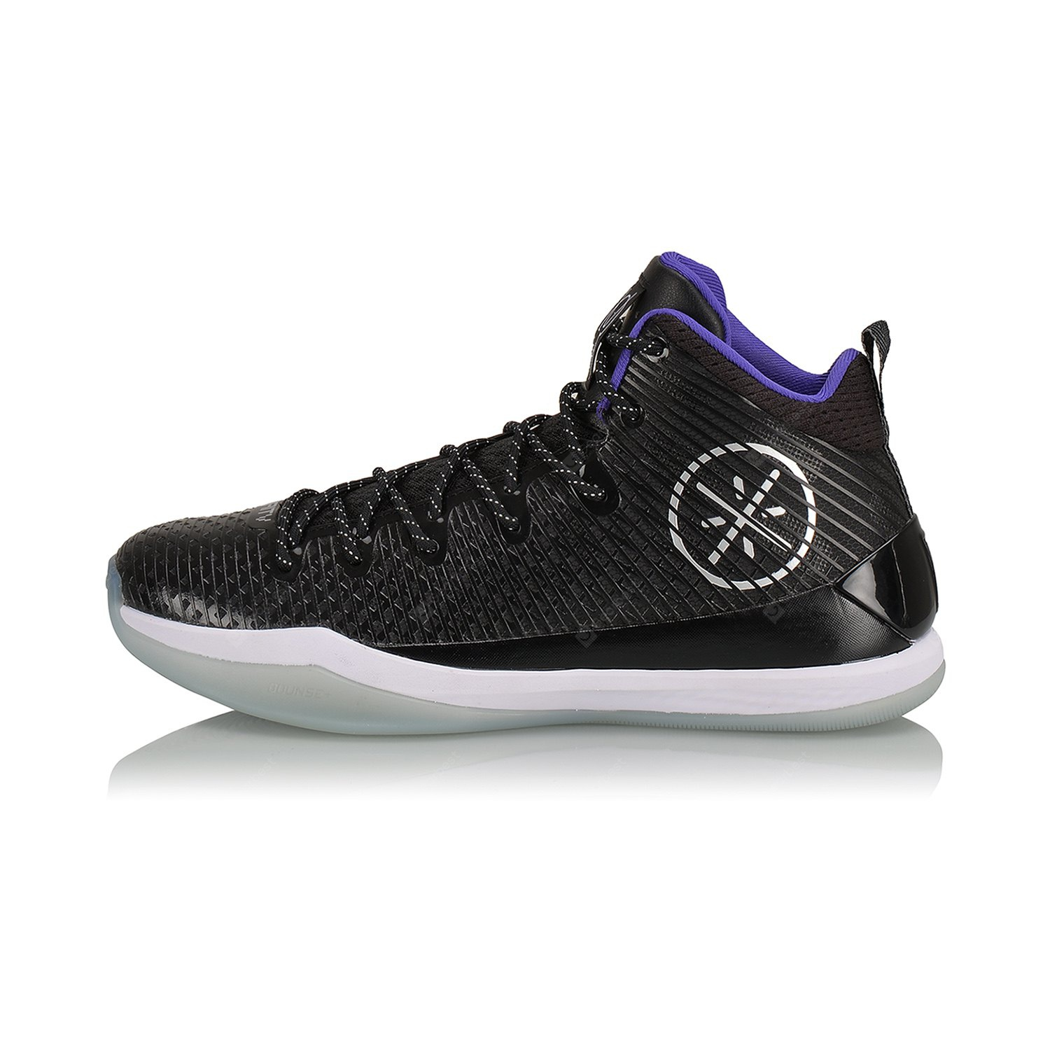 Li-ning Men's Wade Professional ALL IN TEAM 5 Basketball Shoes ABAN017-2