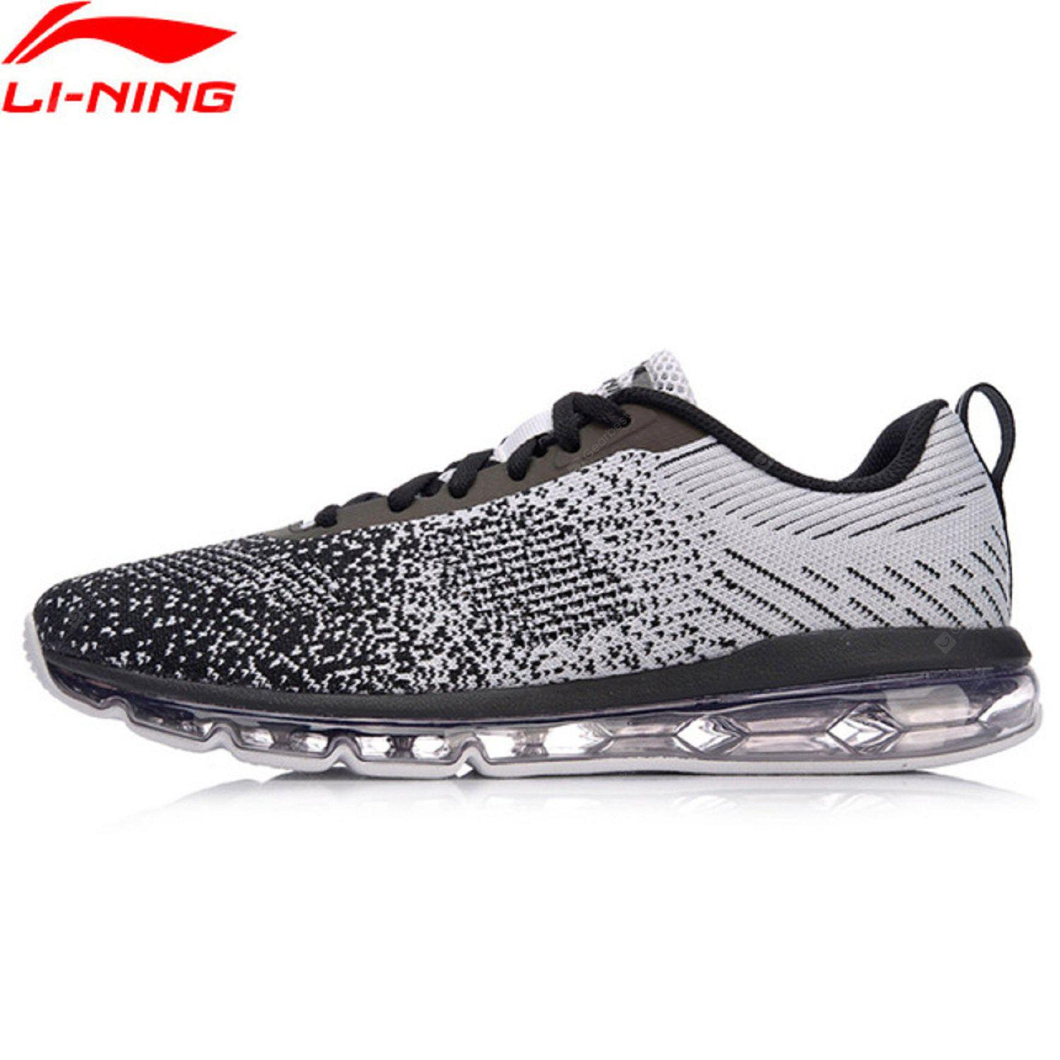 Li-ning Men's BUBBLE MAX  Glory Classical Fashion Leisure Shoes AGCN075-1