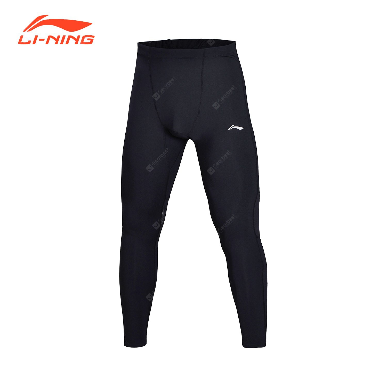Li-Ning Men's  PRO Jogger Sports With Back Bag Layer Pants  AULN001-1