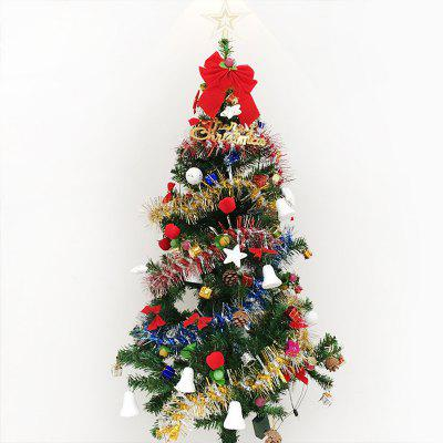 MCYH 1PC 1.5m / 150cm Luxury Encryption Christmas Tree Decoration New Year Gift