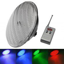 YouOKLight Wired 45W RGB PAR56 Swimming Pool Lamp / Underwater Light - Silver DC 12V 1PCS