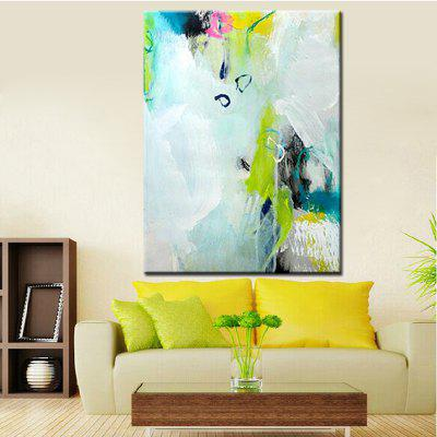 Buy COLORMIX Macroart Hand Painted Abstract Still Life Oil Painting Modern European Style One Panel Oil Painting for $60.50 in GearBest store