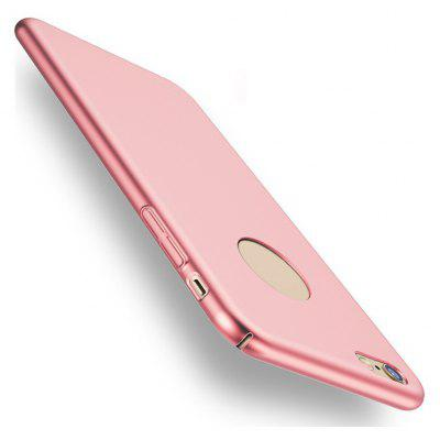 Luxe Bling Mat Hard PC Ultra Slanke Matte Glossy Plating Cover voor iPhone 6 6S