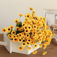 XM1 20Heads Mini Sunflower Artificial Flower