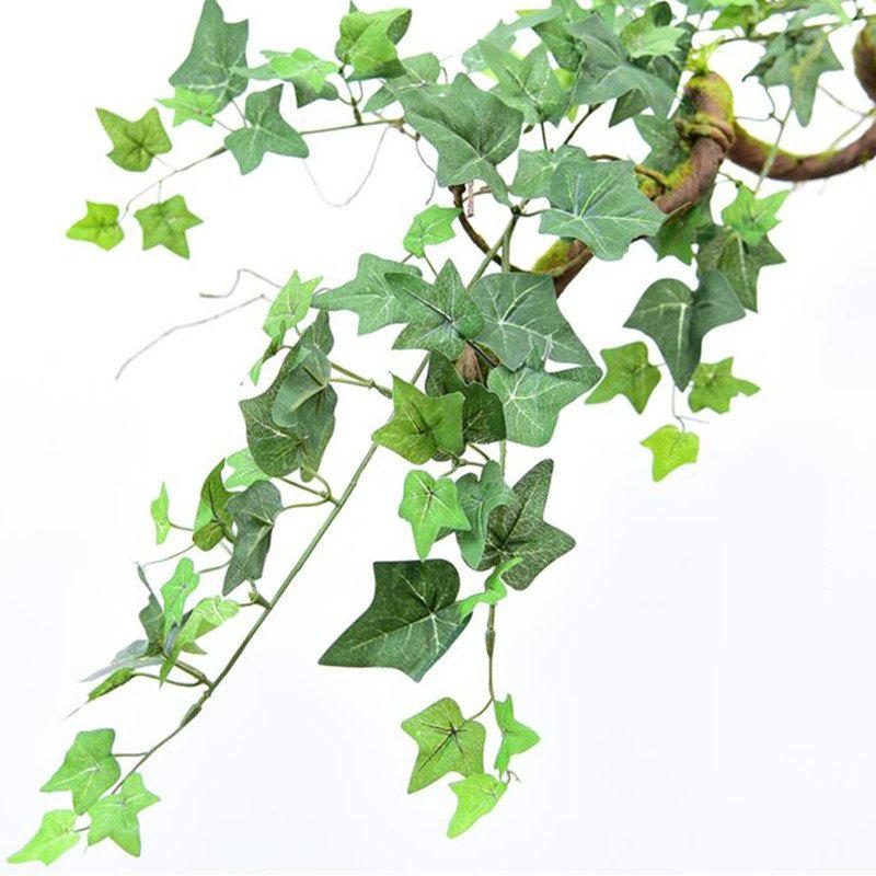 XM1 1Branch 140CM High Simulation Boston Ivy Rattan Artificial Flowers