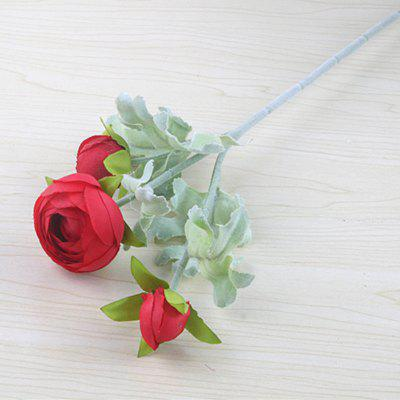 XM1 3 Heads Tea Rose Red Home Decoration Artificial FlowerArtificial Flowers<br>XM1 3 Heads Tea Rose Red Home Decoration Artificial Flower<br><br>Branch Numbers: 1<br>Display Space: Tabletop Flower<br>Floral Type: Roses<br>Flower Materials: Silk<br>Package Contents: 1 x Artificial Flower<br>Package size (L x W x H): 40.00 x 30.00 x 8.00 cm / 15.75 x 11.81 x 3.15 inches<br>Package weight: 0.0300 kg<br>Style: Pastoral Style