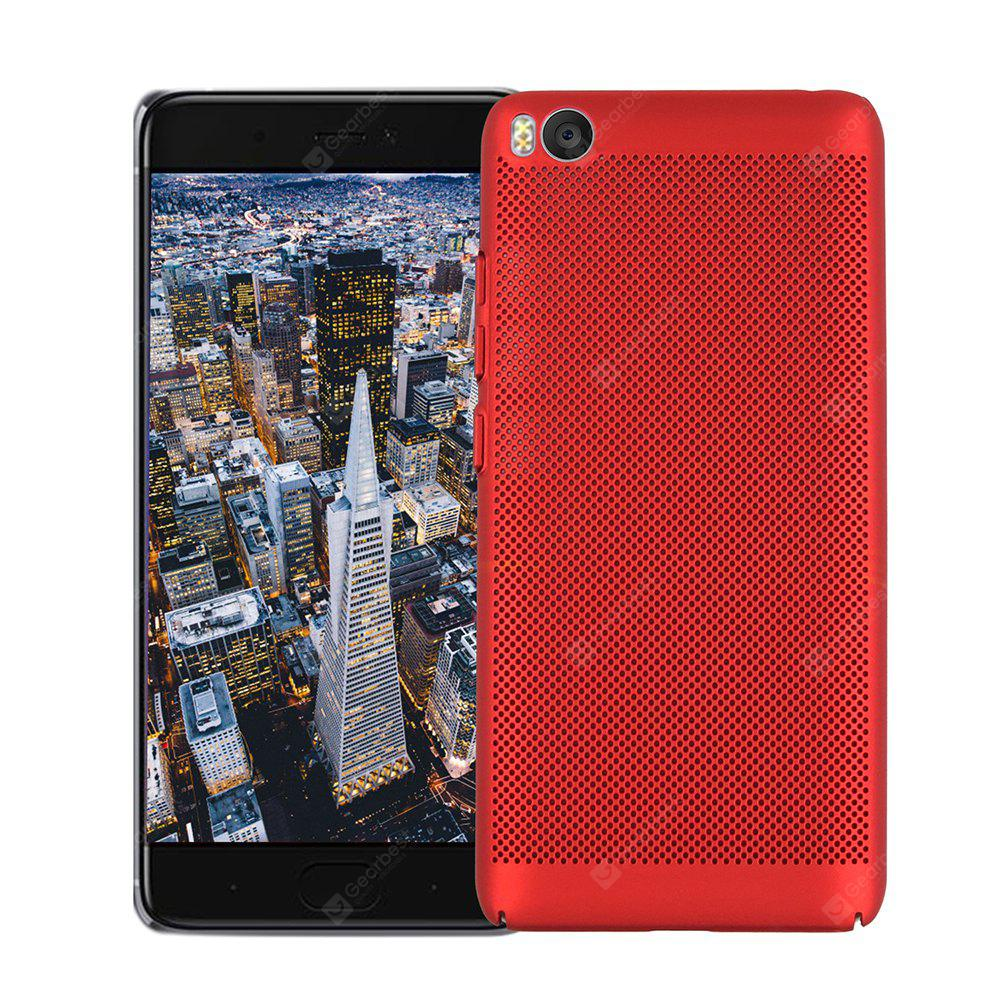 Fashion Ultra-Thin Breathable Cooling Mesh Hard Phone Cover for XiaoMi 5S