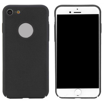 Fashion Ultra-Thin Breathable Cooling Mesh Hard Phone Cover for iPhone 7