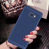 Fashion Ultra-Thin Breathable Cooling Mesh Hard Phone Cover for Samsung C7 PRO - NAVY BLUE