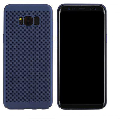 Fashion Ultra-Thin Breathable Cooling Mesh Hard Phone Cover for Samsung S8