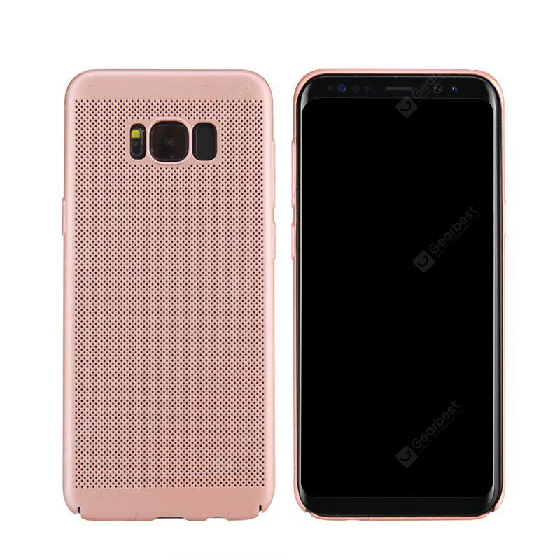 Mode Ultra-Thin Breathable Kühlen Mesh Hard Phone Cover für Samsung S8