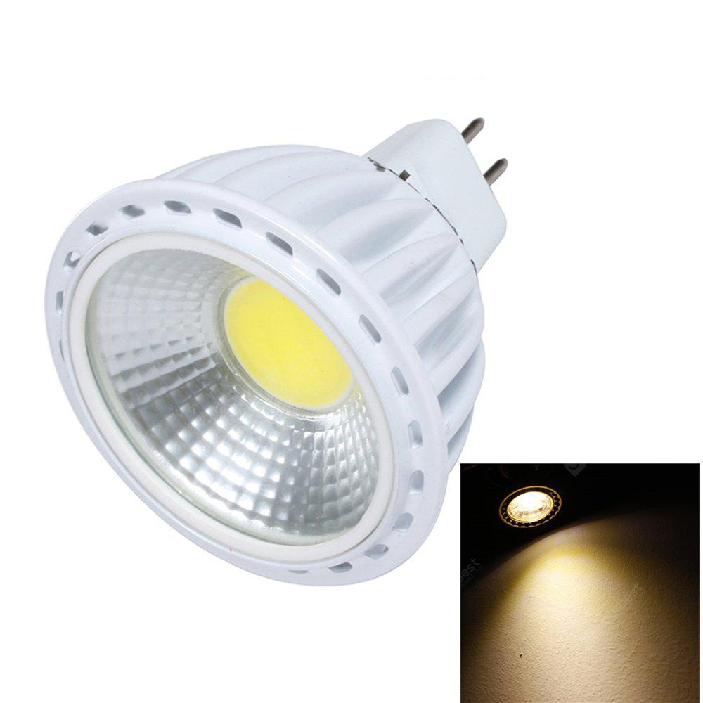 YouOKLight MR16 6W 12VWarm White / Cool White COB LED Spotlight 1pcs