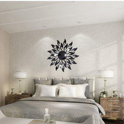 DIY Sun Mirror Wall Stickers for Wall DecorWall Stickers<br>DIY Sun Mirror Wall Stickers for Wall Decor<br><br>Function: Decorative Wall Sticker<br>Layout Size (L x W): 50*50cm<br>Material: PMMA<br>Package Contents: 1  x Sticker<br>Package size (L x W x H): 30.00 x 25.00 x 2.00 cm / 11.81 x 9.84 x 0.79 inches<br>Package weight: 0.0900 kg<br>Product size (L x W x H): 50.00 x 50.00 x 0.20 cm / 19.69 x 19.69 x 0.08 inches<br>Product weight: 0.0600 kg<br>Quantity: 1 Set<br>Subjects: Mirror<br>Suitable Space: Garden,Living Room,Bathroom,Bedroom,Dining Room,Office,Hotel,Cafes,Kids Room<br>Type: Mirror Wall Sticker
