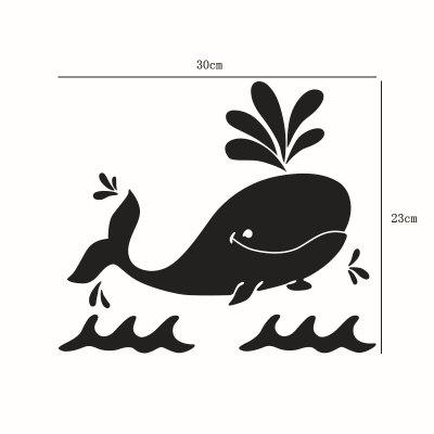 DIY Whale Mirror Wall Stickers for Wall DecorWall Stickers<br>DIY Whale Mirror Wall Stickers for Wall Decor<br><br>Effect Size (L x W): 30*23cm<br>Function: Decorative Wall Sticker<br>Material: PMMA<br>Package Contents: 1 x Sticker<br>Package size (L x W x H): 30.00 x 25.00 x 2.00 cm / 11.81 x 9.84 x 0.79 inches<br>Package weight: 0.0800 kg<br>Product size (L x W x H): 30.00 x 23.00 x 0.20 cm / 11.81 x 9.06 x 0.08 inches<br>Product weight: 0.0500 kg<br>Quantity: 1 Set<br>Subjects: Mirror<br>Suitable Space: Living Room,Bathroom,Bedroom,Dining Room,Hotel,Cafes,Kids Room,Kids Room,Boys Room,Girls Room<br>Type: Mirror Wall Sticker