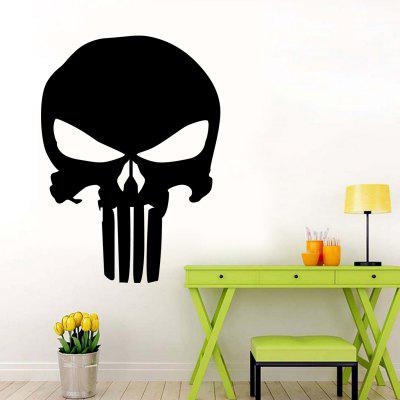 Punisher Skull Film Classic Car Stickers Motorcycle Decals