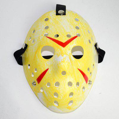 MCYH WL146Horror resin Jason maskHalloween Supplies<br>MCYH WL146Horror resin Jason mask<br><br>Package Quantity: 1 x Mask<br>Package size (L x W x H): 30.00 x 6.00 x 6.00 cm / 11.81 x 2.36 x 2.36 inches<br>Package weight: 0.1200 kg<br>Product size (L x W x H): 25.00 x 31.00 x 20.00 cm / 9.84 x 12.2 x 7.87 inches<br>Product weight: 0.1000 kg