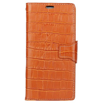KaZiNe Crocodile Skin luxury Genuine Leather Wallet Case For Samsung Galaxy J3 2017/J7 Pro Europe Versions