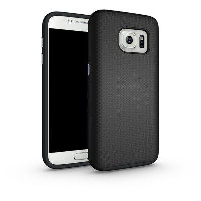 Shockproof Non-slip Dual Layer Sturdy PC TPU Durable Hard Case Impat Shock-Defender Rubber Cover for Samsung Galaxy S7