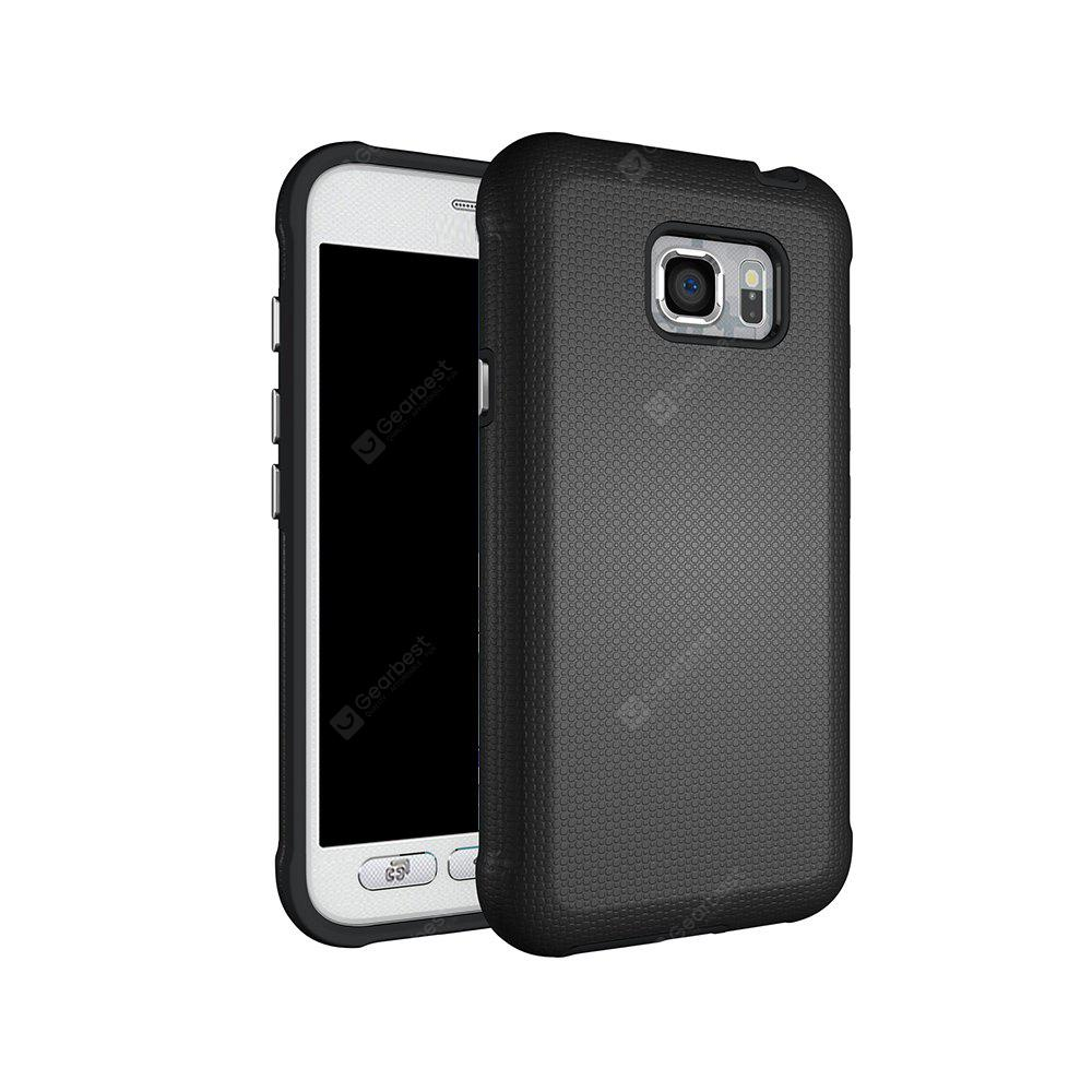 Shockproof Non-slip Dual Layer Sturdy PC TPU Durable Hard Case Impat Shock-Defender Rubber Cover for Samsung Galaxy S7 Active
