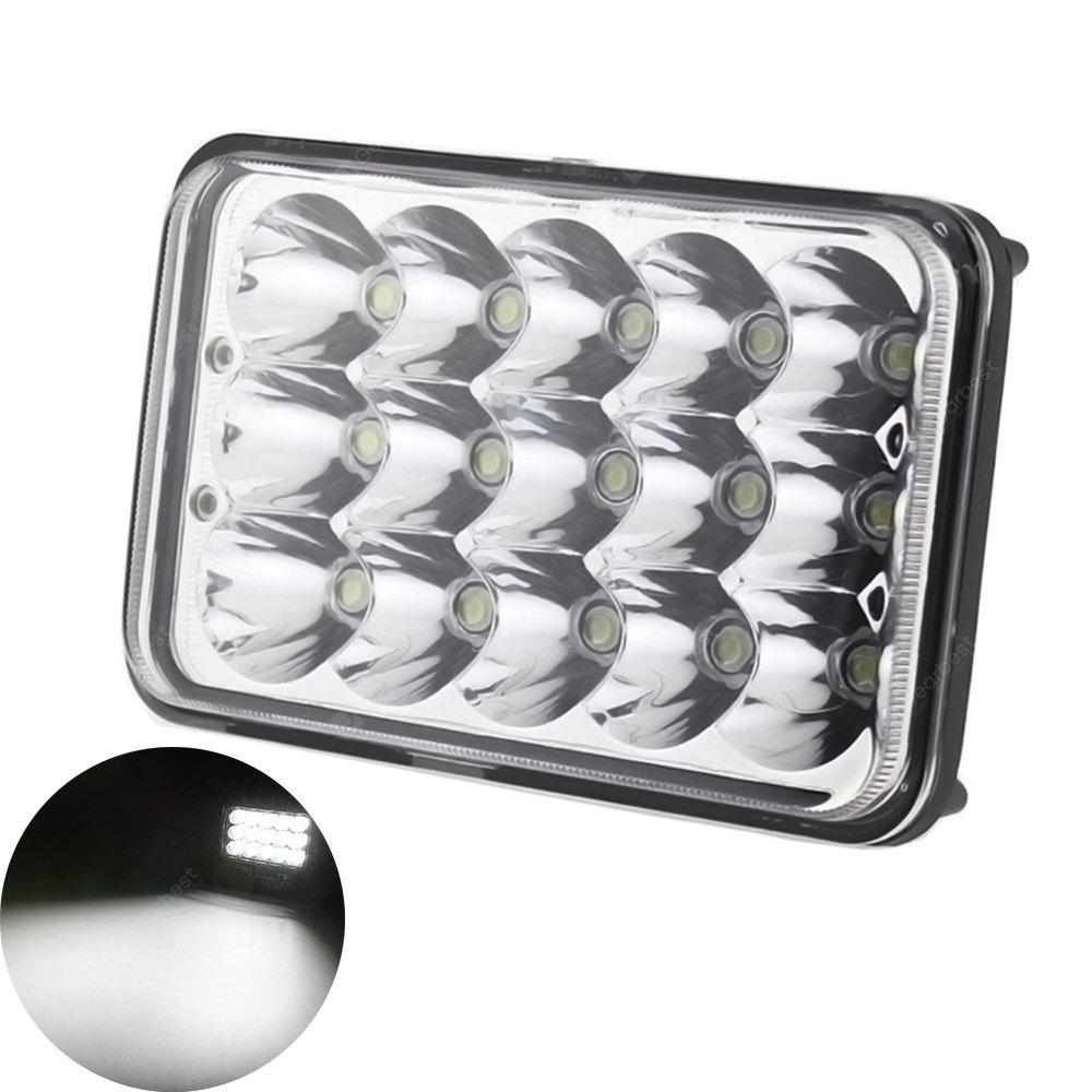 YouOKLight 6 Inch 45W Car LED Work Cool White Light Lamp Auto Motorcycle 10 - 30V