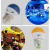 YouOKLight 1pc E27 3W 6LED 2835 SMD Red / Blue / Green / Yellow Light Bulb AC 220V - RED