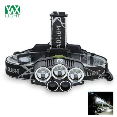 YWXLight 5000 lm Headlamp