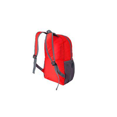Foldable Hiking Backpack Travel Daypack Schoolbag Running Camping Fishing BagDuffel Bags<br>Foldable Hiking Backpack Travel Daypack Schoolbag Running Camping Fishing Bag<br><br>Capacity: 21 - 30L<br>Features: Waterproof, Ultra Light, Foldable<br>For: Traveling, Sports, Hiking, Cycling, Climbing, Casual, Camping<br>Gender: Unisex<br>Material: Mesh Cloth<br>Package Contents: 1 x Folding Backpack<br>Package size (L x W x H): 22.00 x 20.00 x 6.00 cm / 8.66 x 7.87 x 2.36 inches<br>Package weight: 0.3000 kg<br>Product weight: 0.2600 kg<br>Strap Length: 20<br>Style: Fashion, Leisure, Sport<br>Type: Backpack
