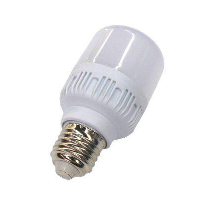 New E27 2835SMD 20LED 10W 300LM Three-color Dimming LED BulbCorn Bulbs<br>New E27 2835SMD 20LED 10W 300LM Three-color Dimming LED Bulb<br><br>Color Temperature or Wavelength: 3500 - 6500K<br>Connection: E27<br>Dimmable: No<br>Features: Light Control<br>Initial Lumens ( lm ): 792LM<br>LED Beam Angle: 360 Degree<br>Lifetime ( h ): More Than  50000<br>Material: Plastic<br>Package Contents: 1 x Bulb<br>Package size (L x W x H): 6.00 x 6.00 x 12.00 cm / 2.36 x 2.36 x 4.72 inches<br>Package weight: 0.0550 kg<br>Primary Application: Bedroom,Children Room,Home or Office,Living Room<br>Product weight: 0.0380 kg<br>Type: LED Globe Bulbs<br>Voltage: 85-265V<br>Wattage: 10W