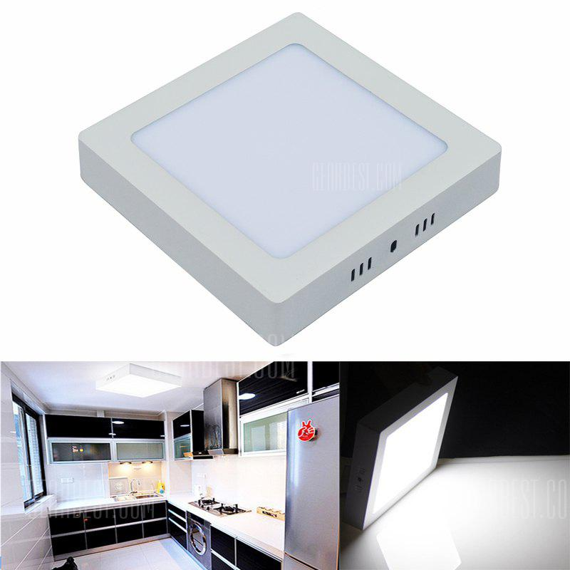 LED-Panel-Licht 18W Surface Mounted LED Deckenleuchten AC 85 - 265V Square LED Downlight