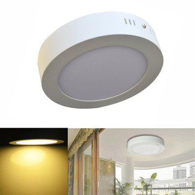 Jiawen LED Panel Light 6W Round Mounted LED Ceiling Lights AC 85 - 265V