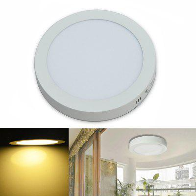 Jiawen LED Panel Light 18W Round Mounted LED Ceiling Lights AC 85 - 265V