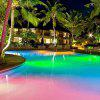 JIAWEN 12W IP68 Waterproof RGB LED Underwater Swimming Pool Light DC 12 - 24V - COR RGB