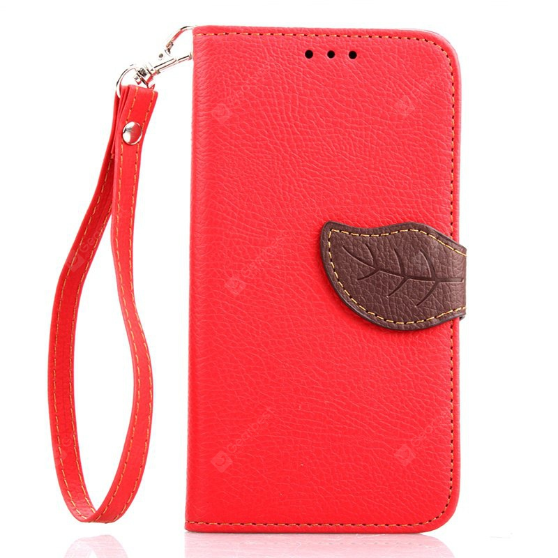 Love Leaf Card Lanyard Pu Leather para MOTO G2