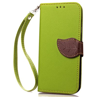 Love Leaf Card Lanyard Pu Leather para MOTO G3