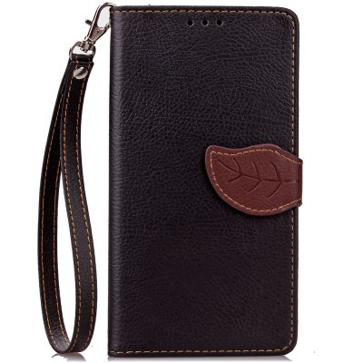 Love Leaf Card Lanyard Pu Leather for Microsoft Lumia 930