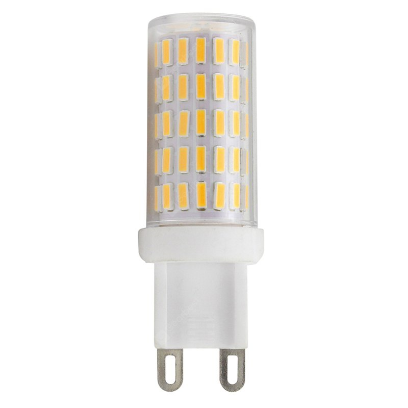 G9 3W Led Bulb Clear Mini Corn Light SMD 4014 220V Warm /Cold White