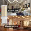 G9 3W Led Bulb Clear Mini Corn Light SMD 4014 220V Warm /Cold White - CLEAR