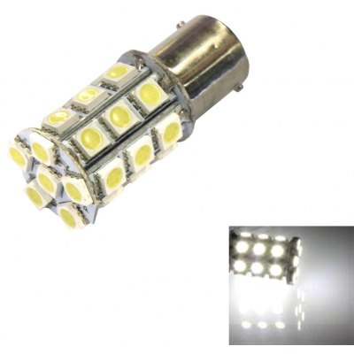 1156 12V 13W 6000K 27-5050LED Car Turn Signal - White light
