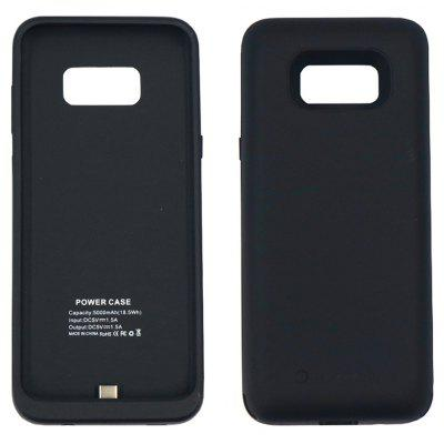 Section Mince De 5000mah 5v Accrochant La Batterie De Secours Accrochante Pour Samsung S8 Plus