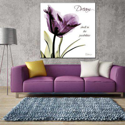 Hua Tuo Flower Oil Painting 60 x 60CM HT-1170652
