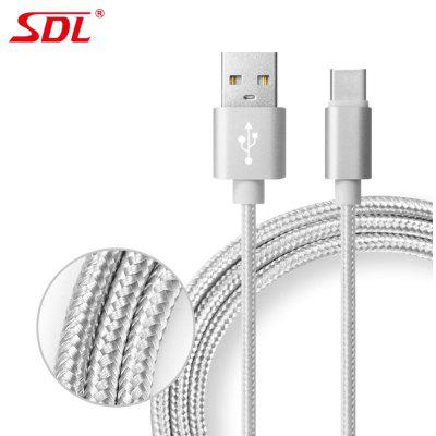 SDL Type-C Data Quick Charging Cable - 1M