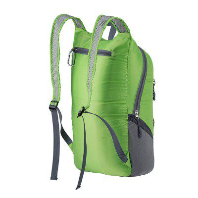 Ultra Lightweight Outdoor Hiking Backpack 20L for Travel Champing Hiking School SportsBackpacks<br>Ultra Lightweight Outdoor Hiking Backpack 20L for Travel Champing Hiking School Sports<br><br>Capacity: 11 - 20L<br>Features: Ultra Light, Waterproof, Foldable<br>For: Traveling, Sports, Hiking, Cycling, Climbing, Casual, Camping<br>Gender: Unisex<br>Material: Nylon, Polyester<br>Package Contents: 1 x Foldable Backpack<br>Package size (L x W x H): 22.00 x 20.00 x 6.00 cm / 8.66 x 7.87 x 2.36 inches<br>Package weight: 0.3000 kg<br>Product weight: 0.2000 kg<br>Strap Length: 20<br>Style: Fashion, Leisure, Sport<br>Type: Backpack