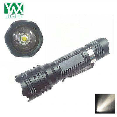 YWXLight LED Lanterna Mini Tactical Handheld Torch Portable Zoomable Light Lamp
