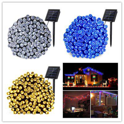 KWB LED Lampes de Noël solaires 7M 50Balls Fairy Decorative String Lights for Holiday Decorations