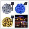 KWB LED Lampes de Noël solaires 7M 50Balls Fairy Decorative String Lights for Holiday Decorations - BLANCHE LUMIèRE