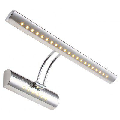 EverFlower Modern Minimalist Aluminum LED Wall Lamp Bedside Hallway Bathroom Mirror Light