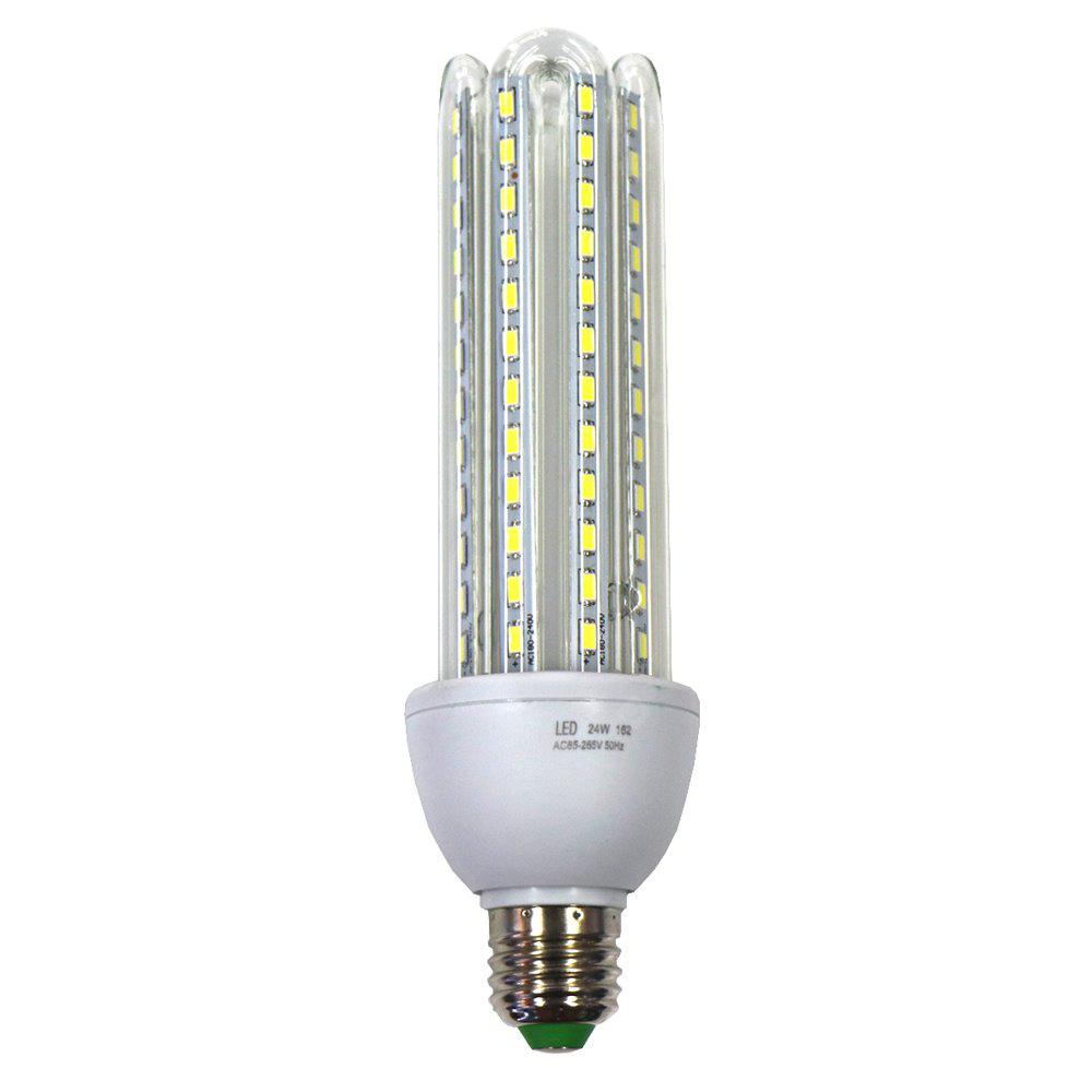 New E27 5730SMD 96LED 24W 2100LM 4U Home Lighting Energy Saving Lamp