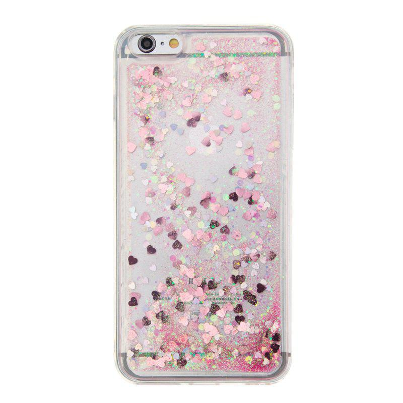 Custodia telefono cellulare Quicksand Pure Color per iPhone 6S Plus 6 Plus
